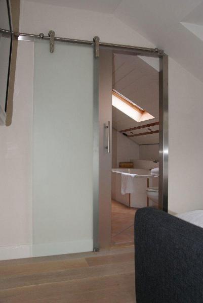 Schuifdeur badkamer pvc vouwdeur accordeon deur schuifdeur voor badkamer fsb verzonken - Schuifdeur deur ...